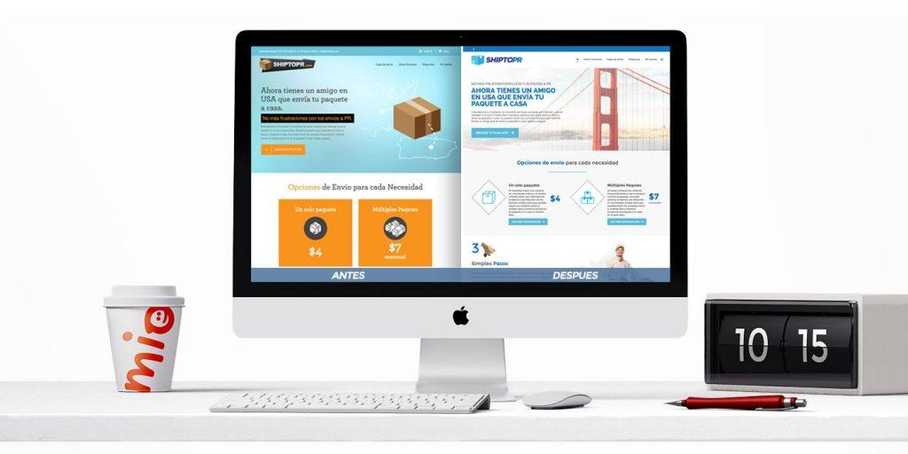 Asegurar el tráfico constante a la página de ShipToPR