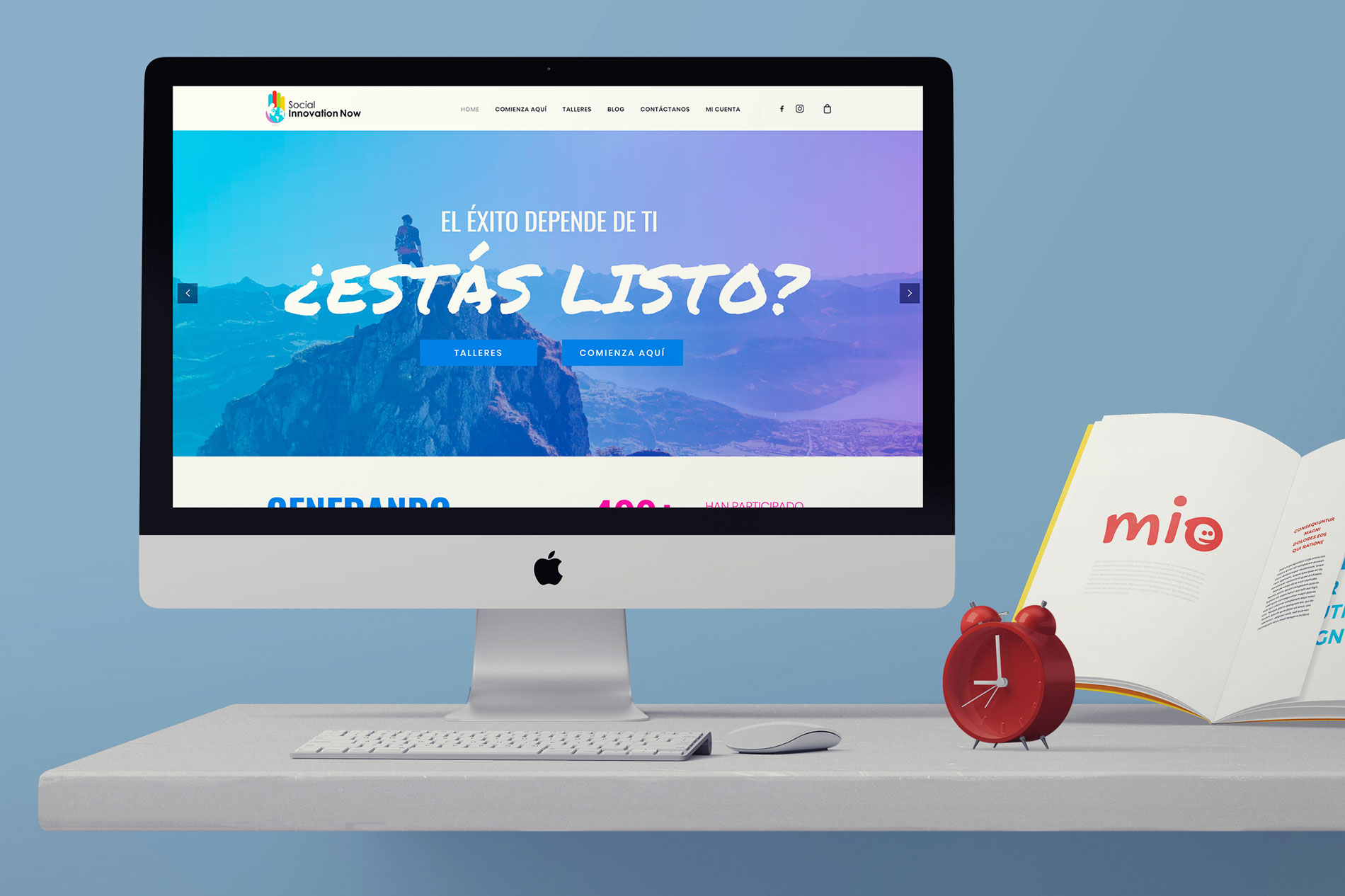 Nueva imagen en social Innovation por Mio agencia digital