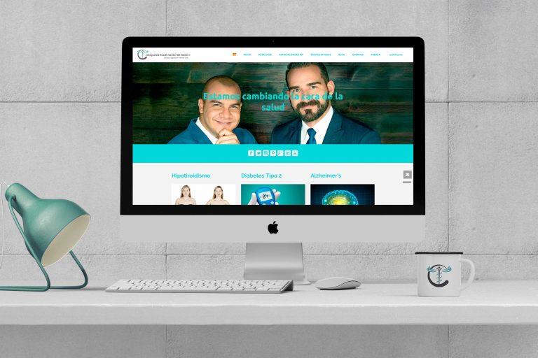 Mantenimiento de las plataformas digitales como redes sociales en IHC Miami