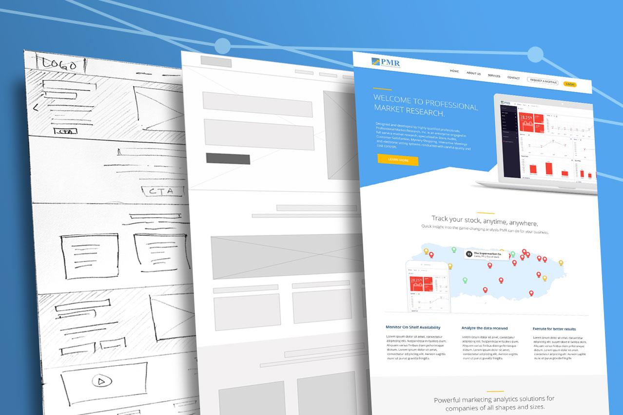 sistema de análisis de datos integrado en Professional Market Research