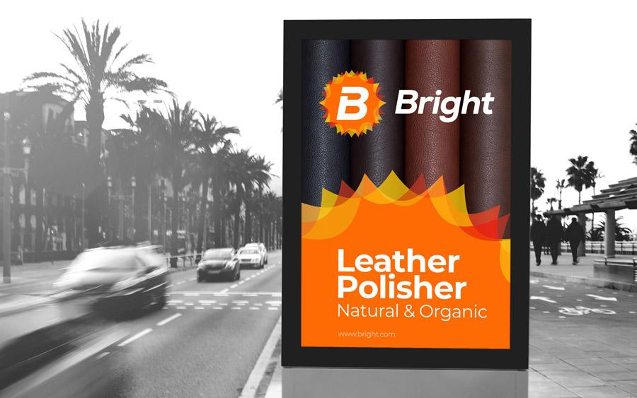 Diseño de marca bright por Mio agency digital