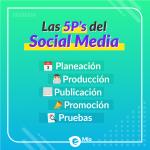 Las 5P's del Social Media
