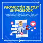 Promoción de Post en Facebook