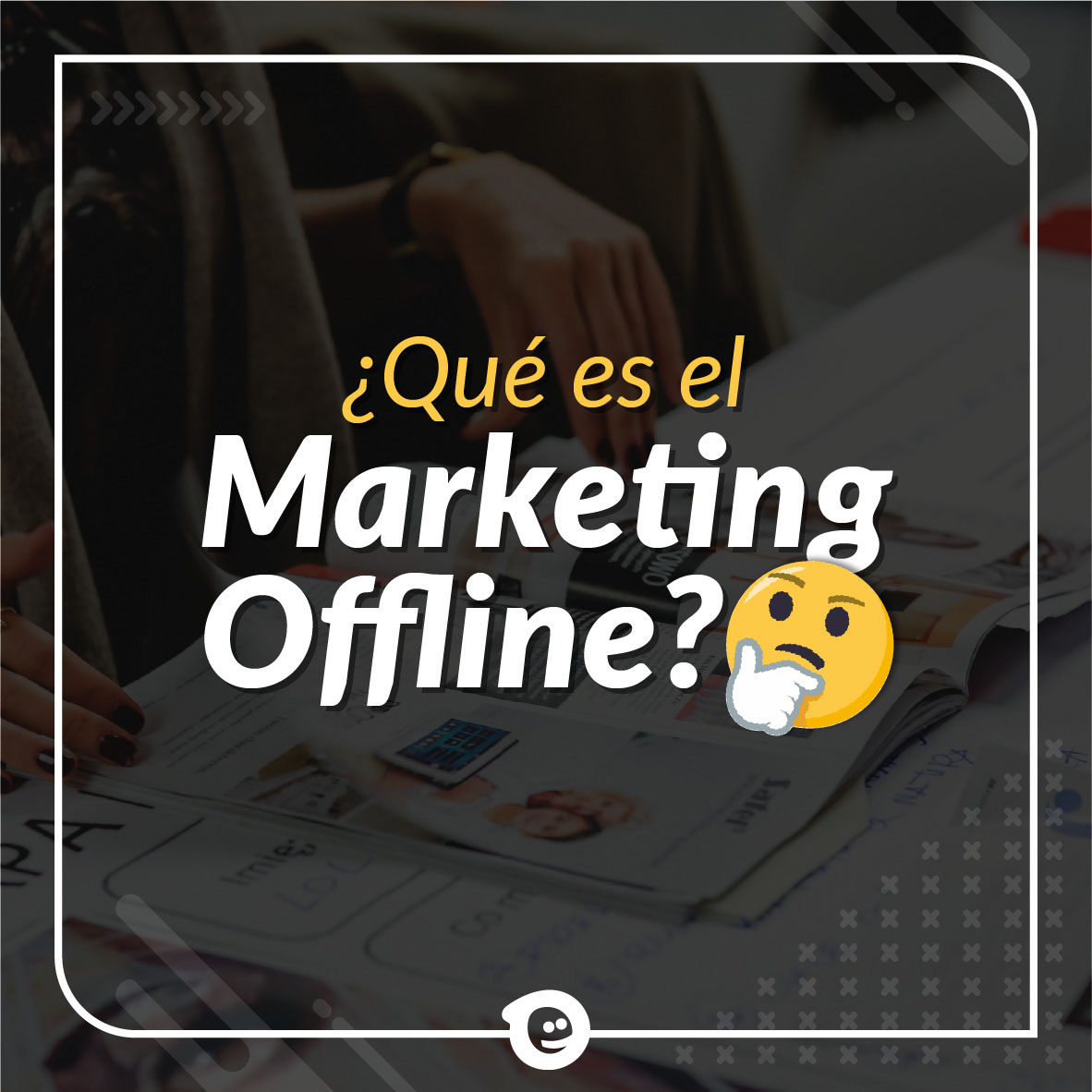 conoce el Marketing offline