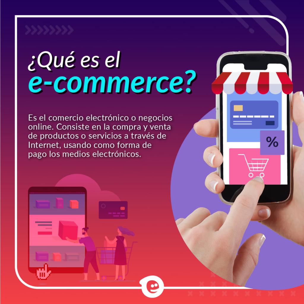 Concepto de e-commerce