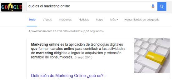 Tendencias de Marketing Digital. Fragmentos destacados.