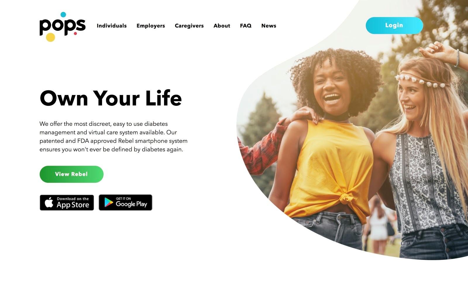 Tendencias de diseño Web 2020. Tipografía grande