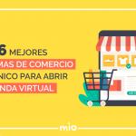 las 6 mejores plataformas de comercio electrónico