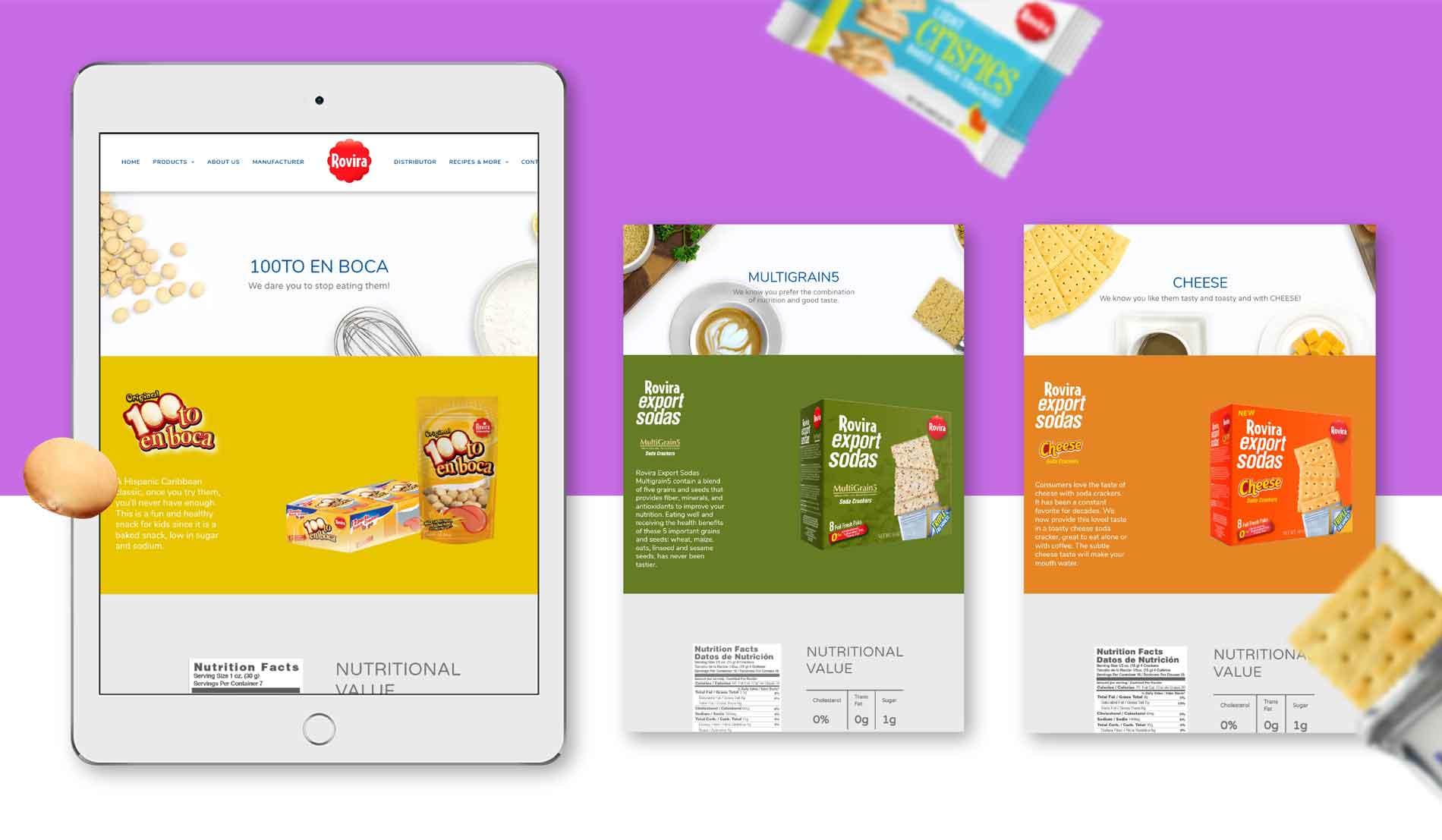Cambio de imagen de Rovira con un diseño web moderno